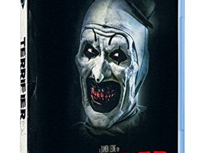 Terrifier (DVD / Blu-Ray Region Free)