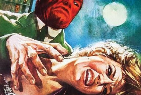Voluptuous Terrors: 120 Horror And SF Film Posters From Italy