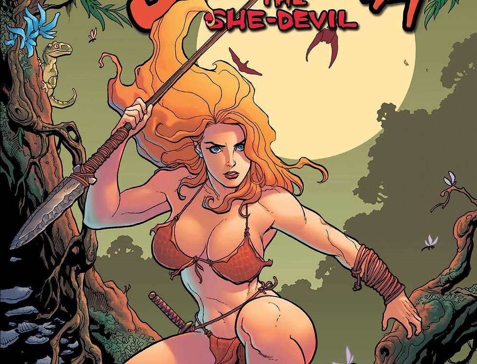 Shanna, the She-Devil Paperback
