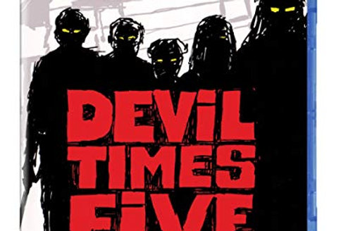Devil Times Five (1974)(Code Red) (BluRay)