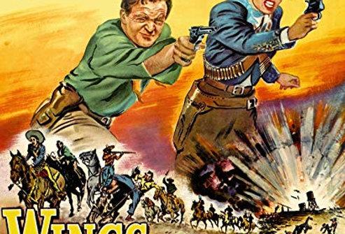 Wings of the Hawk 3-D (1956)(Kino) (Dvd)