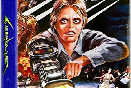 Laserblast VHS Retro Big Box Collection