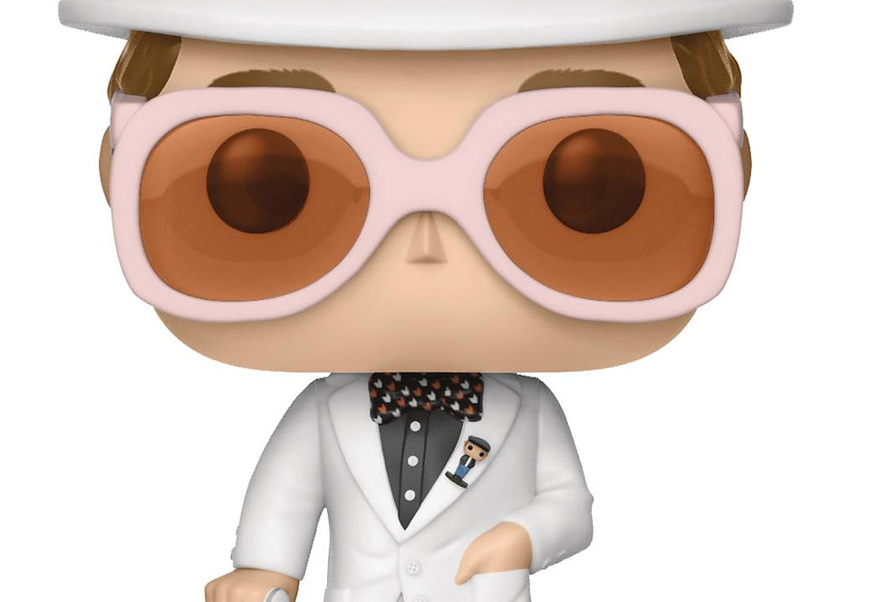 POP ROCKS ELTON JOHN GREATEST HITS VINYL FIGURE