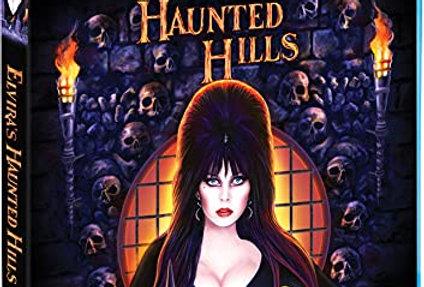 Elvira's Haunted Hills (Scream Factory) (Blu-Ray)