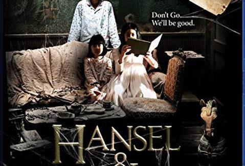 Hansel & Gretel [2007] (Media Blasters) (BluRay)