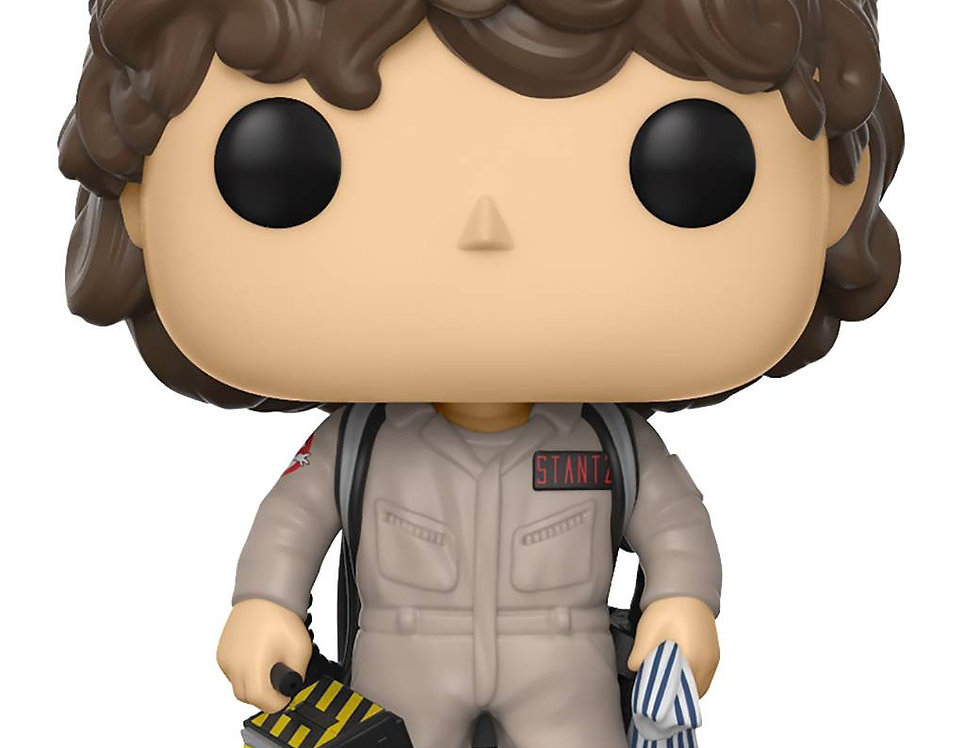 POP STRANGER THINGS DUSTIN GHOSTBUSTERS VINYL FIGURE