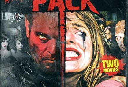 Shriek Pack: Flesh for the Beast & Dead Riot(Media Blasters) (BluRay)