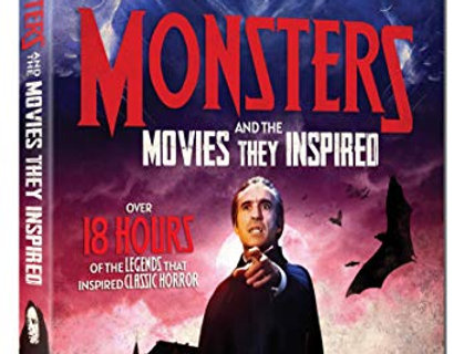Monsters & the Movies They Inspired (Mill Steet ) (Dvd)
