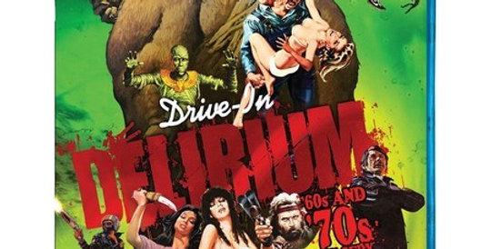 Drive in Delirium: Hi Def Hysteria - 60s & 70s