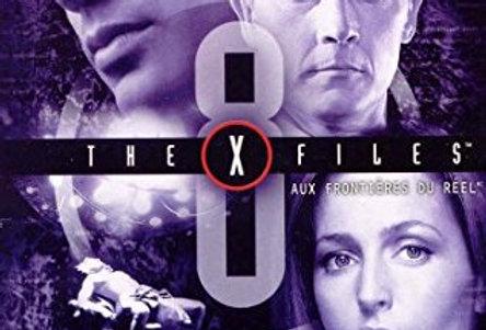 X-Files Season 8 Box
