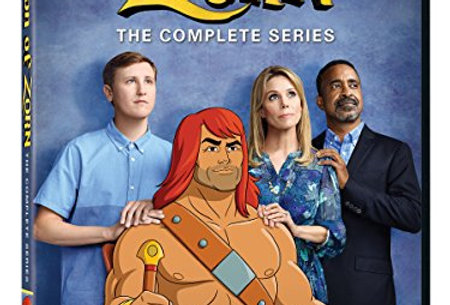 Son of Zorn: The Complete Series [Import] (DVD)