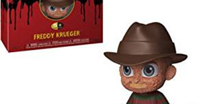 Horror Nightmare on Elm Street Funko 5 Star Freddy Krueger Vinyl Figure