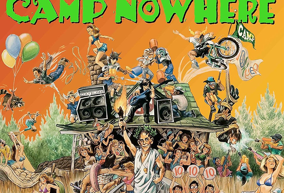Camp Nowhere [Import]