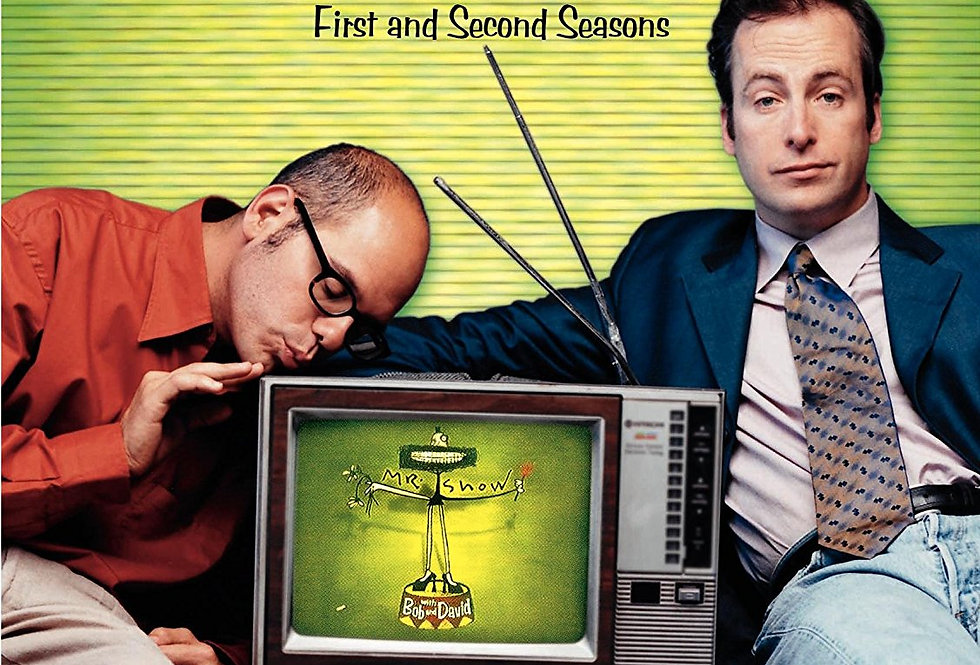 Mr. Show Season 1 and 2