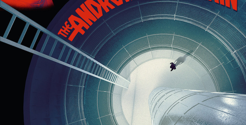 The Andromeda Strain (Arrow US) (Blu-Ray)