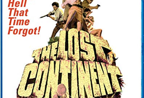 The Lost Continent (Scream Factory) (Blu-Ray)