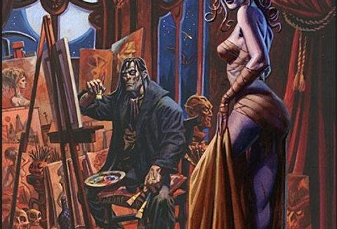 IN THE NIGHT STUDIO Illustrations After Dark By Dan Brereton