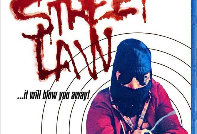 Street Law (Code Red) (Blu-Ray)