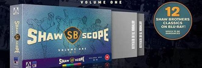 Shawscope Volume One. (Arrow US Limited Edition) (Blu-Ray)