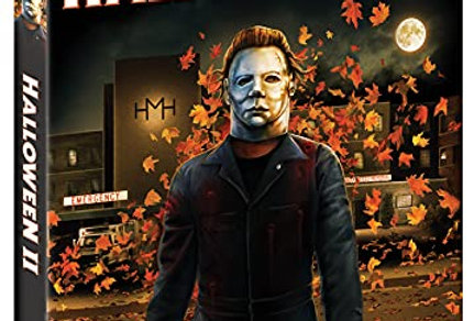 Halloween II (Scream Factory) (4k UHD / Blu-Ray)