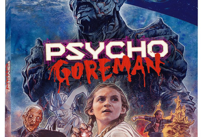 "PG: PSYCHO GOREMAN - LIMITED ""HUNKY BOY"" ULTIMATE EDITION - PRE-ORDER"
