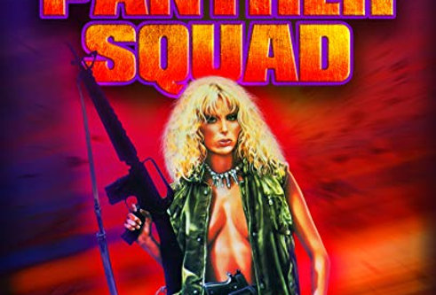 The Panther Squad (Full Moon) (Blu-Ray)