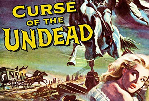 Curse of the Undead (1959) (H1) (Blu-Ray)