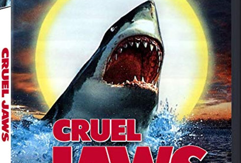 Cruel Jaws (Severin) (Blu-Ray)