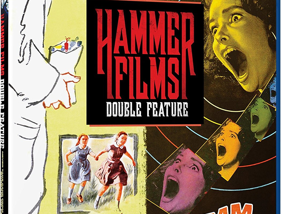 Hammer Film Double Feature 4 [Import]