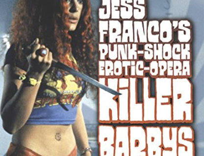 Killer Barbys (BluRay)