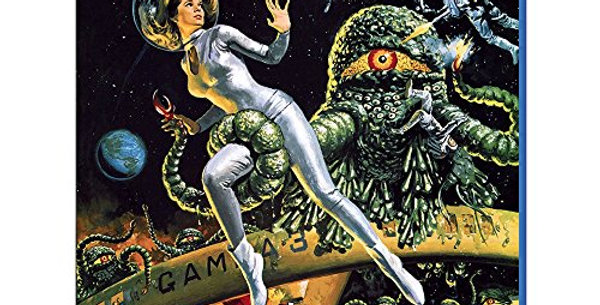 Green Slime (1968) BluRay