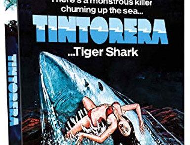Tintorera… Tiger Shark (K1) (BluRay)