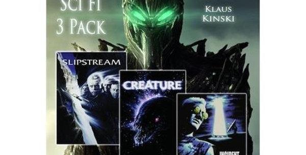 Killer Sci Fi (Incident at Raven's Gate/Slipstream/Creature