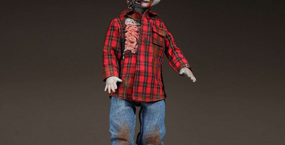 Living Dead Dolls Dawn of the Dead Plaid