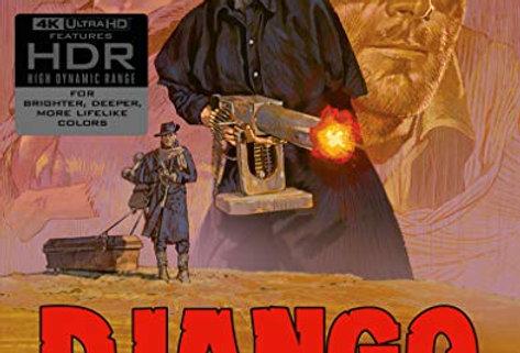 Django UHD Standard Edition (Arrow) (4k UHD)