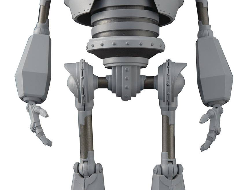 IRON GIANT DIECAST 1/12 SCALE ACTION FIGURE