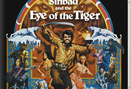 Sinbad & the Eye of the Tiger (BluRay)