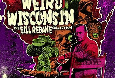 Weird Wisconsin: The Bill Rebane Collection (Arrow US) (Blu-Ray)