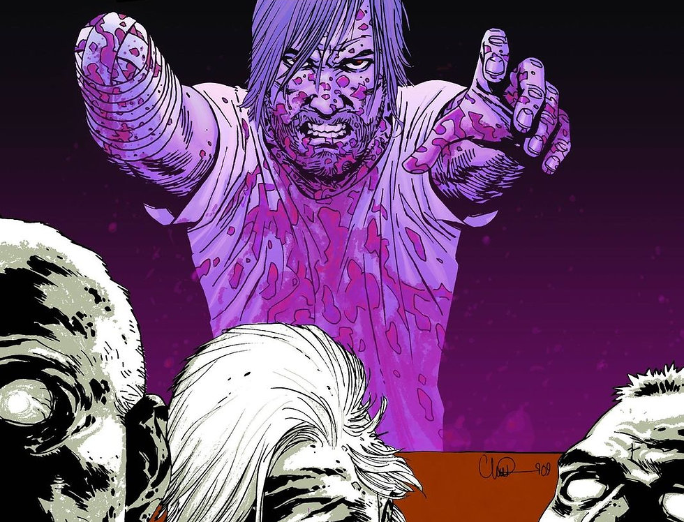 Walking Dead Volume 10: What We Become Paperback