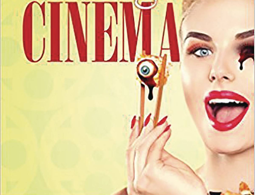 ULTIMATE GUIDE TO STRANGE CINEMA Paperback