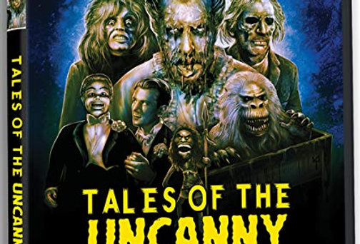 Tales of the Uncanny (Severin) (Blu-Ray All Region)