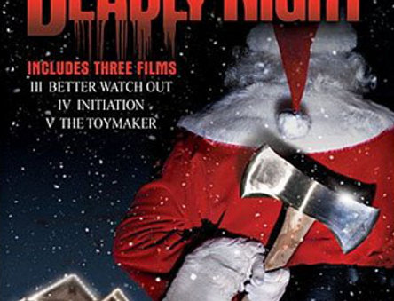 Silent Night Deadly Night Compilation