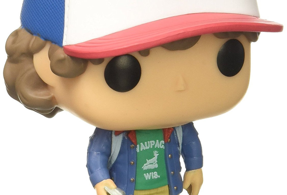 Pop T.V. Stranger Things Dustin