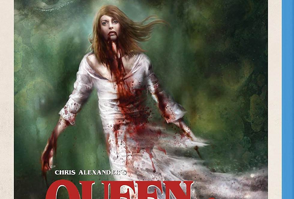 Queen Of Blood (Signed)
