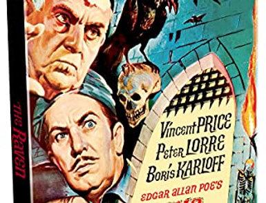 The Raven (Kino) (Blu-Ray)