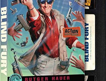 Blind Fury [Retro VHS packaging] (BluRay)