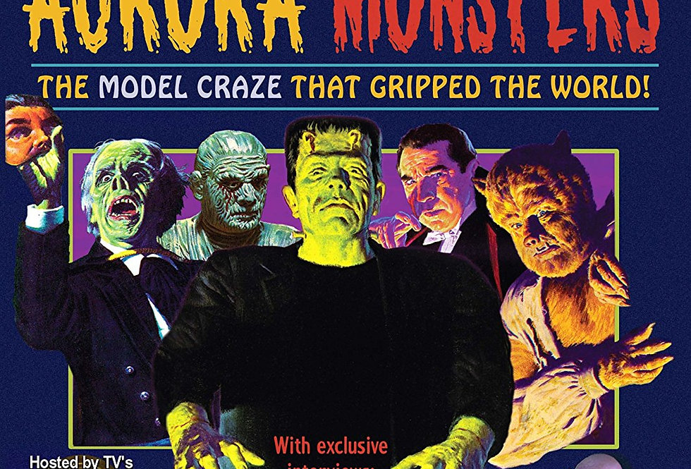 Aurora Monsters, The  (Dvd)
