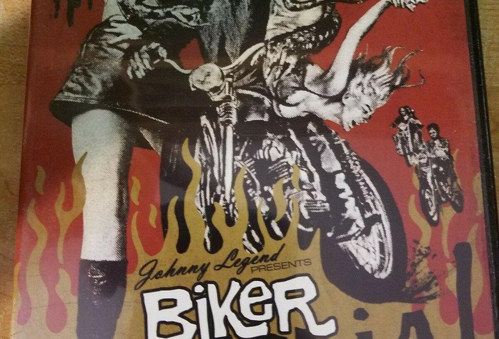Biker Mania (DVD, 2009)  BRAND NEW