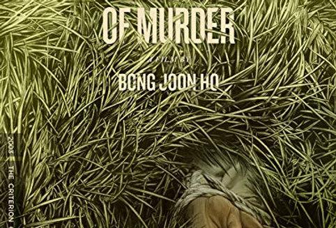 Memories of Murder (Criterion) (Blu-Ray)
