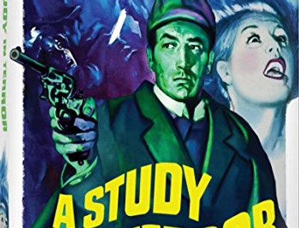 A Study in Terror: Sherlock vs Jack the Ripper